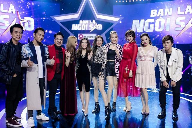 Dương Khắc Linh với lần đầu đảm nhiệm hai vai trò trong một cuộc thi âm nhạc - Ảnh 2.