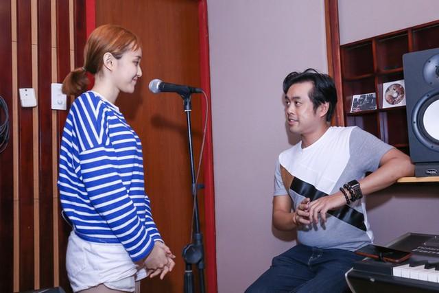 Dương Khắc Linh với lần đầu đảm nhiệm hai vai trò trong một cuộc thi âm nhạc - Ảnh 3.