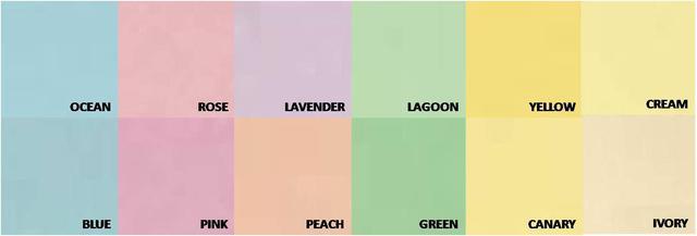 Gam màu Pastel, sự nhẹ nhàng trong thiết kế từ sàn catwalk tới điện thoại thông minh - Ảnh 1.
