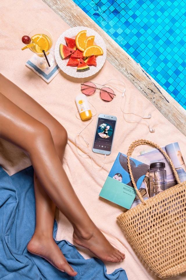 Gam màu Pastel, sự nhẹ nhàng trong thiết kế từ sàn catwalk tới điện thoại thông minh - Ảnh 5.