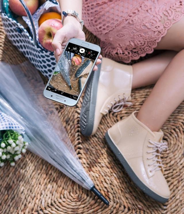 Gam màu Pastel, sự nhẹ nhàng trong thiết kế từ sàn catwalk tới điện thoại thông minh - Ảnh 7.