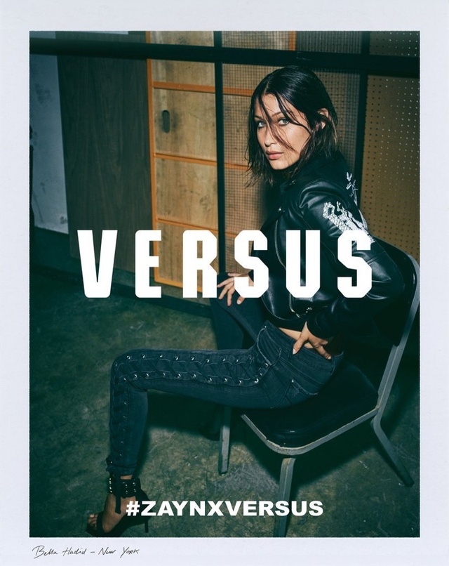 Thương hiệu thời trang đường phố mới từ Zayn Malik và Versus Versace sắp ra mắt tại Việt Nam - Ảnh 2.