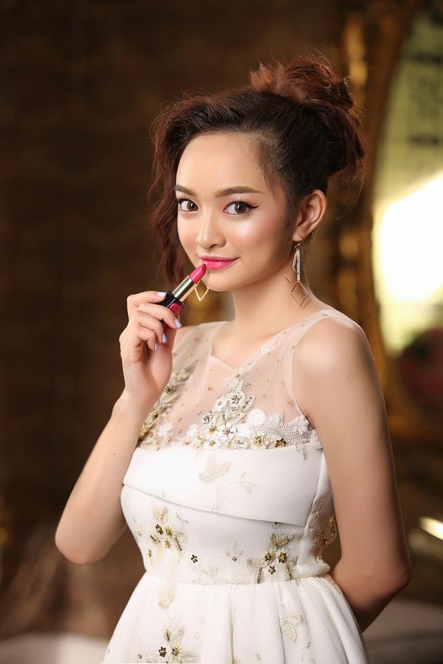 """Thoát khỏi hình ảnh """"chưa mười tám"""", Kaity Nguyễn biến hóa đa dạng với 6 phong cách trang điểm mới - Ảnh 9."""