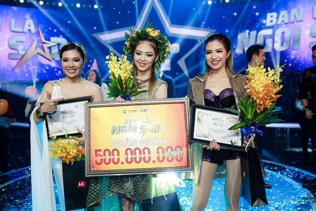"""Bùng nổ với hit của Hồ Ngọc Hà, Liz Kim Cương đột phá khác biệt tại chung kết Be a star – """"Bạn là ngôi sao"""" - Ảnh 3."""