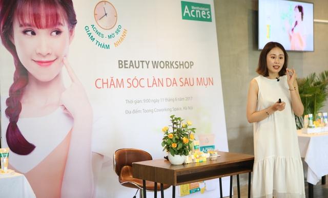 Chăm sóc da sau mụn cùng Beauty Blogger Mailovesbeauty - Ảnh 1.