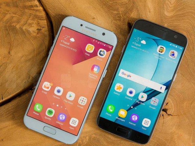 """Giải mã sức hút khó cưỡng của Galaxy A5 2017 – siêu phẩm phân khúc """"cận cao cấp"""" - Ảnh 4."""