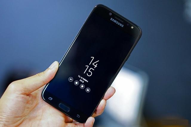 Mua điện thoại tầm giá 7 triệu: Đây là lý do bạn nên chọn Samsung J7 Pro - Ảnh 4.