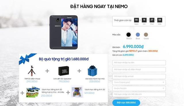 Mua điện thoại tầm giá 7 triệu: Đây là lý do bạn nên chọn Samsung J7 Pro - Ảnh 5.