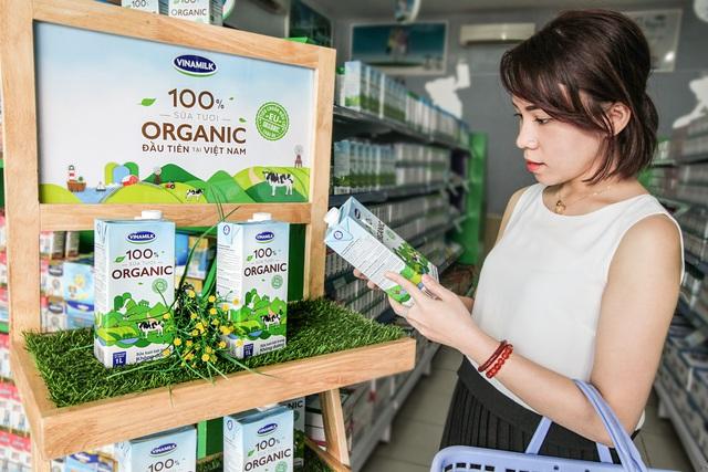 Vinamilk dẫn đầu Việt Nam với giá trị thương hiệu hơn 1,7 tỷ đô la Mỹ - Ảnh 1.