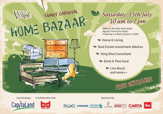 Home Bazaar 2017 – Lễ hội lớn nhất trong năm cho các gia đình đây rồi - Ảnh 3.