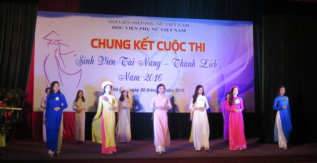 Kênh 14: Học viện Phụ nữ Việt Nam – Cơ sở giáo dục đại học công lập tuyển sinh năm 2017