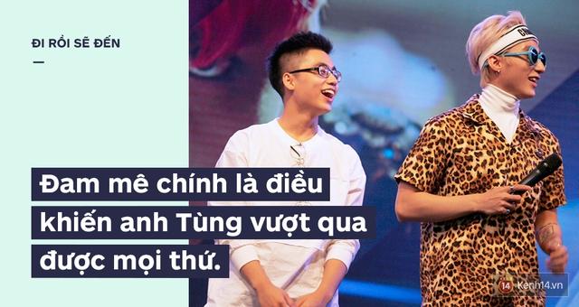"""""""Anh trai Sơn Tùng là một tấm gương lớn trong mình, nhất là sự chịu đựng"""""""