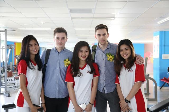 Cơ hội nhận bằng Cử nhân Đại học Gloucestershire - Anh Quốc ngay tại Việt Nam - Ảnh 3.