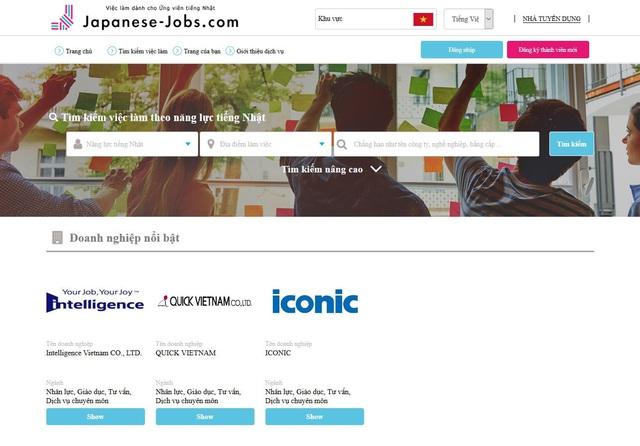 Nhiều cơ hội việc làm cho ứng viên biết tiếng Nhật sẽ được tìm thấy tại đây - Ảnh 1.