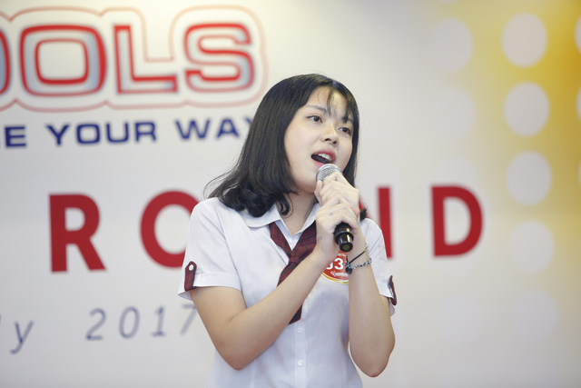 Miu Lê và Chi Pu cười sảng khoái trên ghế nóng V-Idols - Ảnh 9.