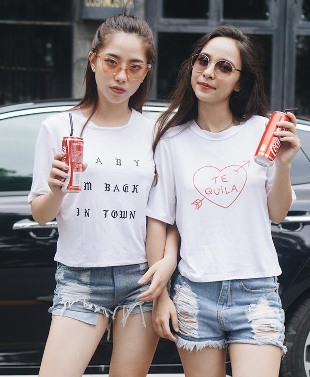 Là con gái, đừng bỏ qua style chất phát hờn trong hè này từ thương hiệu thời trang Chicbae21 - Ảnh 5.