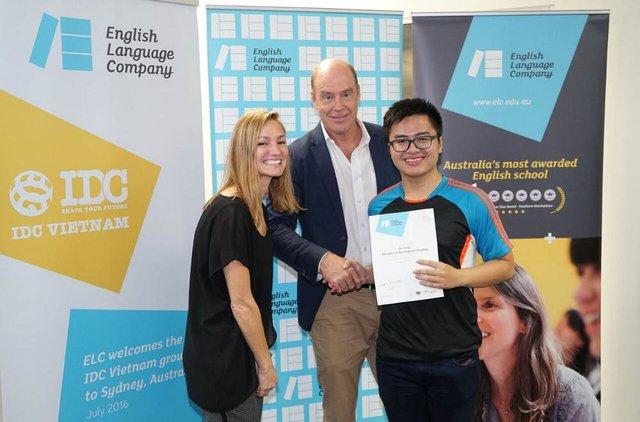 Cơ hội chinh phục thành công tiếng Anh và nhận chứng chỉ quốc tế tại ELC - Ảnh 4.