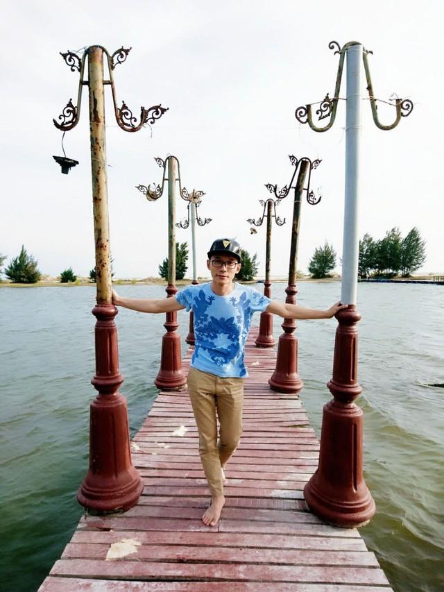 Tiến sĩ 8x Đỗ Ngọc Minh: Từ nước Nga về lại phố biển Vũng Tàu - Ảnh 1.