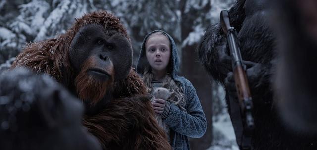 Lời từ biệt tàn khốc và đầy nước mắt của loạt phim hành tinh khỉ - Ảnh 6.