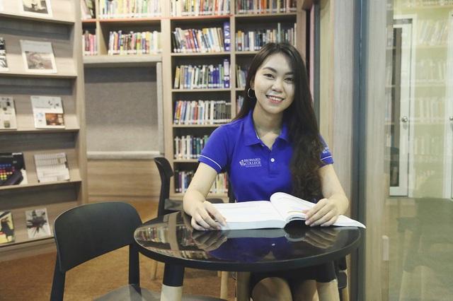 Trần Minh Nguyệt - Gia nhập dàn thợ săn học bổng toàn phần ĐH Mỹ - Ảnh 1.