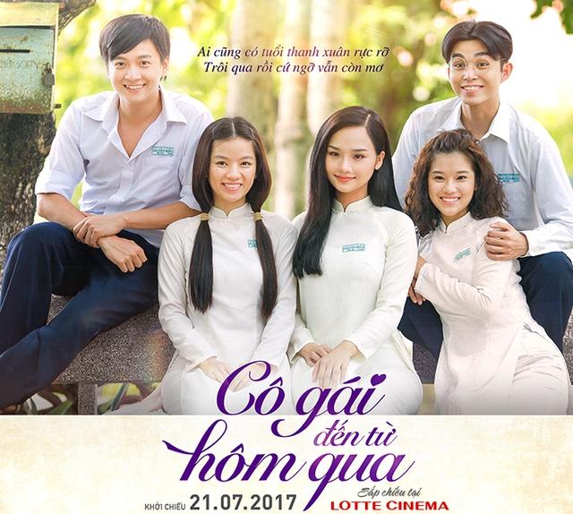 Cô gái đến từ hôm qua mở màn cho mùa bội thu của phim Việt - Ảnh 1.
