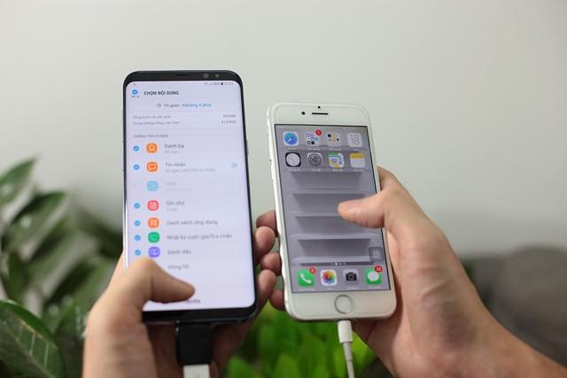 Nỗi lo của người vừa mua điện thoại mới và giải pháp siêu tiện lợi của Samsung - Ảnh 2.