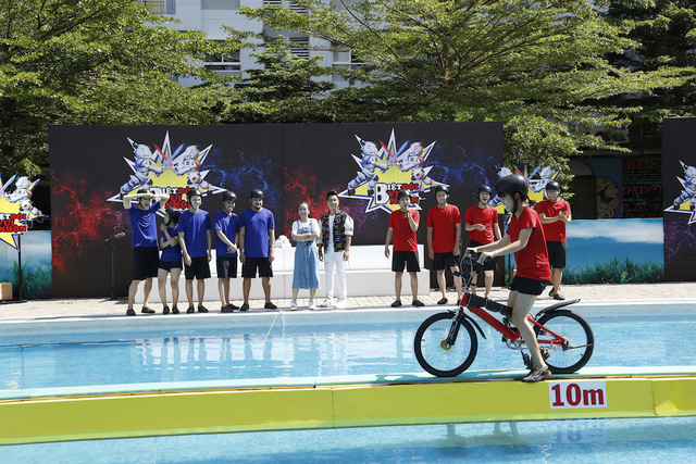 Ốc Thanh Vân, Nguyên Khang tấn công sóng truyền hình với gameshow Biệt đội Vui nhộn - Ảnh 3.