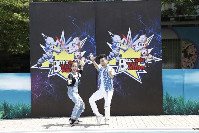 Ốc Thanh Vân, Nguyên Khang tấn công sóng truyền hình với gameshow Biệt đội Vui nhộn - Ảnh 4.