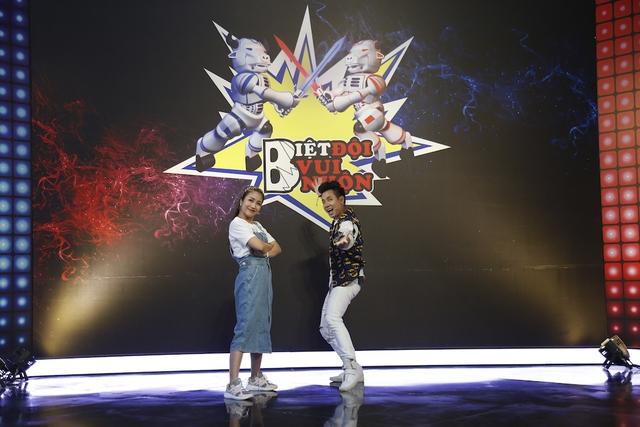Ốc Thanh Vân, Nguyên Khang tấn công sóng truyền hình với gameshow Biệt đội Vui nhộn - Ảnh 5.