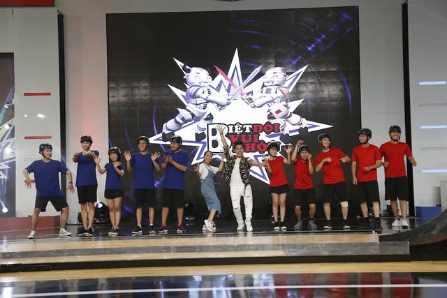 Ốc Thanh Vân, Nguyên Khang tấn công sóng truyền hình với gameshow Biệt đội Vui nhộn - Ảnh 6.