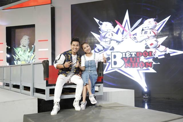 Ốc Thanh Vân, Nguyên Khang tấn công sóng truyền hình với gameshow Biệt đội Vui nhộn - Ảnh 7.