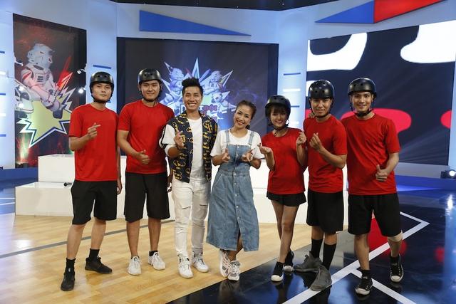 Ốc Thanh Vân, Nguyên Khang tấn công sóng truyền hình với gameshow Biệt đội Vui nhộn - Ảnh 8.