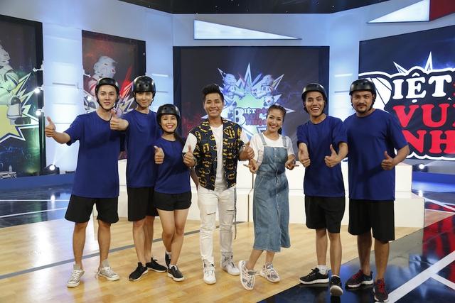 Ốc Thanh Vân, Nguyên Khang tấn công sóng truyền hình với gameshow Biệt đội Vui nhộn - Ảnh 9.