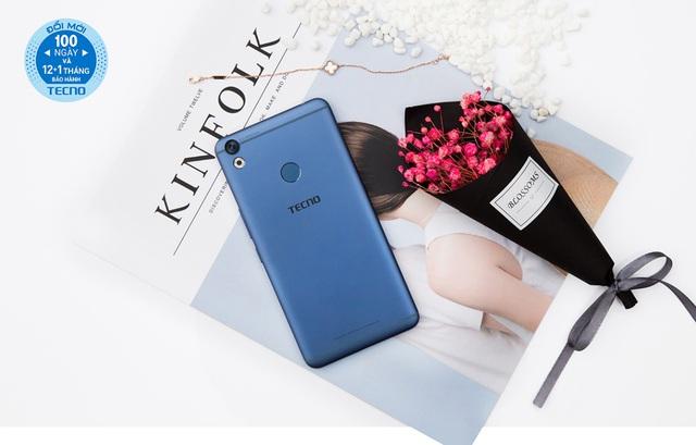 Selfie không lo nghĩ với điện thoại Camon CX của TECNO mobile - Ảnh 3.
