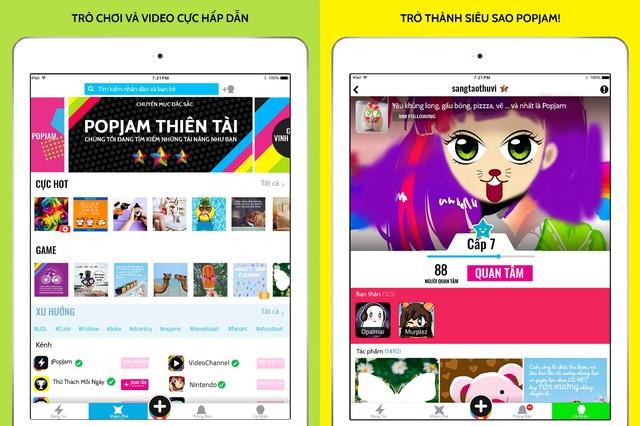 Mạng xã hội dành cho Tween nổi tiếng thế giới cập bến Việt Nam - Ảnh 3.