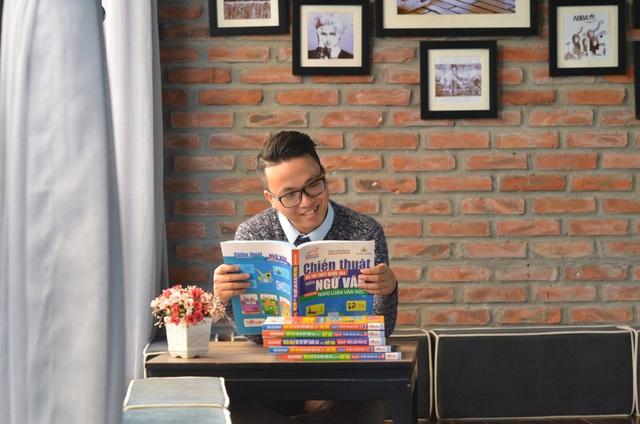 Những cuốn sách mang đến cơn mưa điểm 10 trong kì thi THPT Quốc gia 2017 - Ảnh 5.