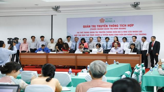 Đại học Đông Á: Bảo đảm việc làm sau ra trường ngành quản trị truyền thông - Ảnh 1.