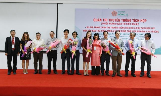 Đại học Đông Á: Bảo đảm việc làm sau ra trường ngành quản trị truyền thông - Ảnh 2.