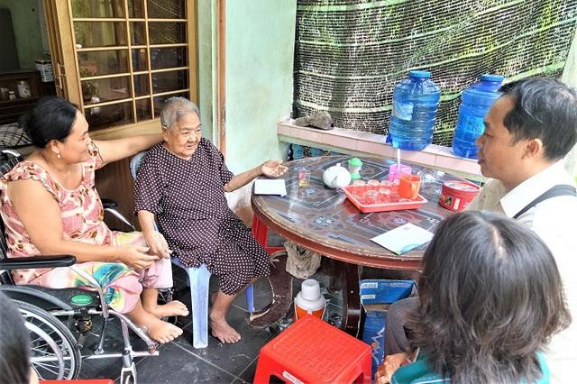 Vinamilk thăm hỏi và tri ân tới các mẹ Việt Nam anh hùng - Ảnh 1.