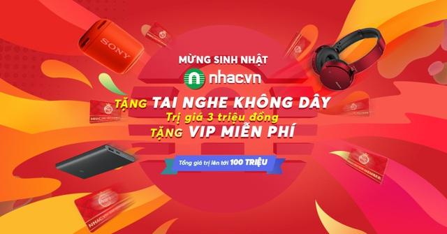 Nhiều sao Việt gửi lời chúc mừng sinh nhật Nhac.vn tròn 2 tuổi - Ảnh 5.