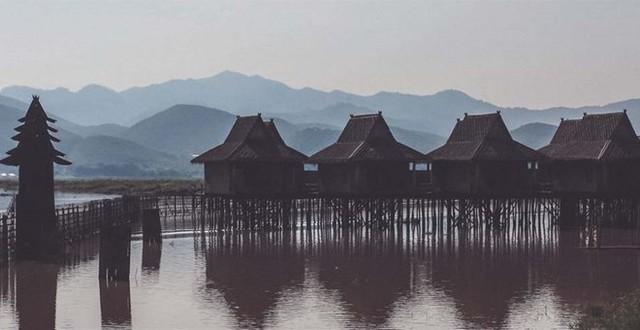 Trải nghiệm cuộc sống yên bình bên Hồ Inle - Đến một lần chẳng muốn rời xa - Ảnh 8.