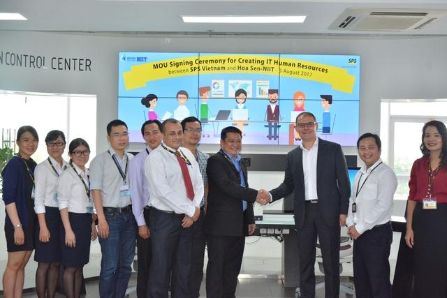 HSC và NIIT Ấn Độ trở thành đối tác cung cấp nhân lực IT cho Công ty Swiss Post Solution (Thụy Sĩ) kể từ tháng 8/2017