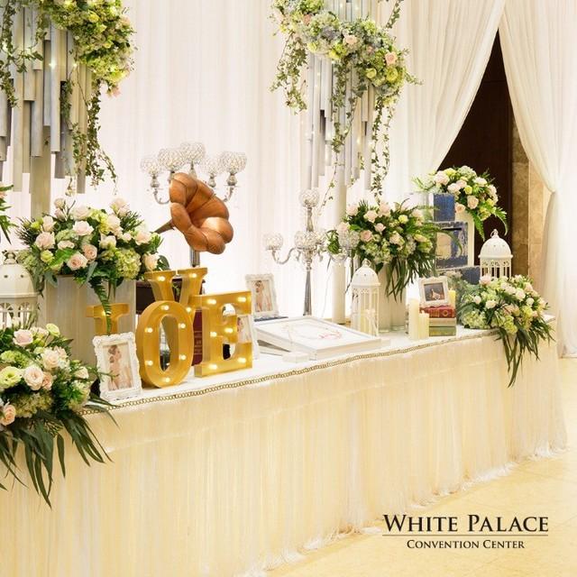 5 xu hướng trang trí không gian tiệc đẳng cấp nhất trong mùa cưới năm nay - Ảnh 2.