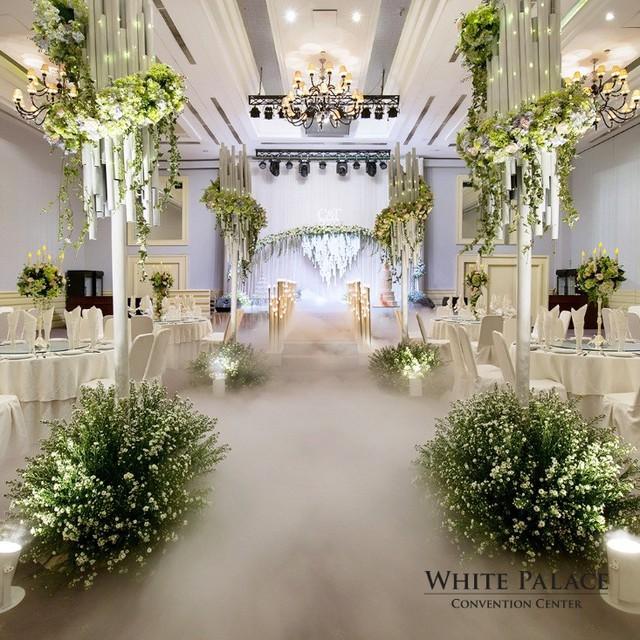 5 xu hướng trang trí không gian tiệc đẳng cấp nhất trong mùa cưới năm nay - Ảnh 3.