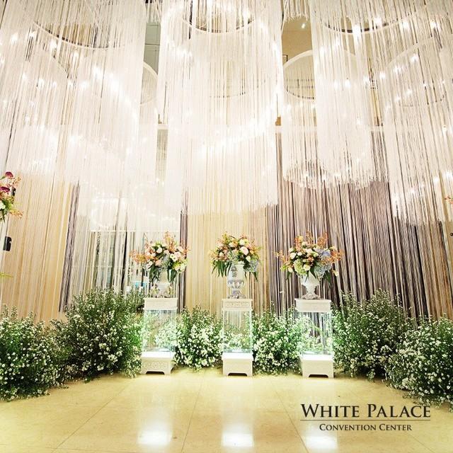 5 xu hướng trang trí không gian tiệc đẳng cấp nhất trong mùa cưới năm nay - Ảnh 4.