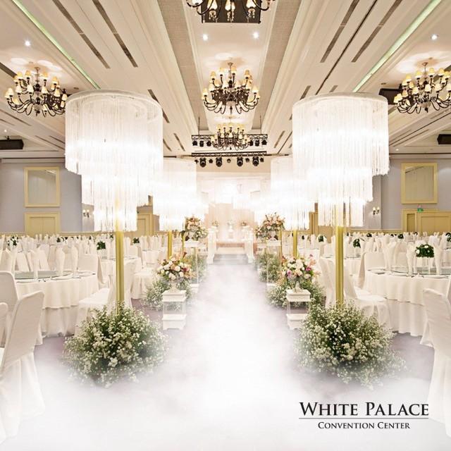 5 xu hướng trang trí không gian tiệc đẳng cấp nhất trong mùa cưới năm nay - Ảnh 5.