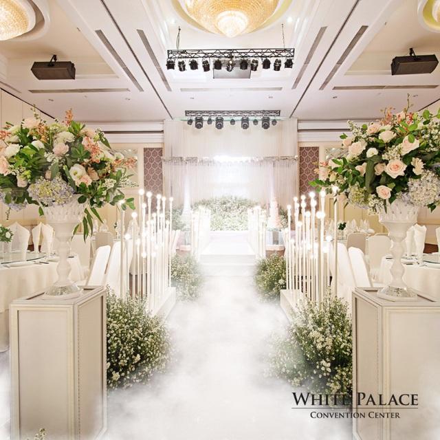 5 xu hướng trang trí không gian tiệc đẳng cấp nhất trong mùa cưới năm nay - Ảnh 7.