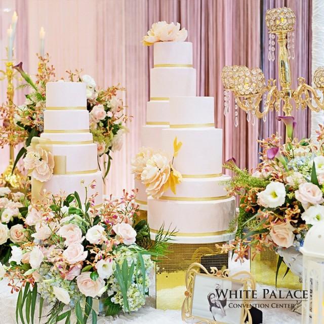 5 xu hướng trang trí không gian tiệc đẳng cấp nhất trong mùa cưới năm nay - Ảnh 8.
