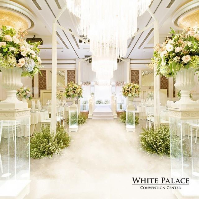 5 xu hướng trang trí không gian tiệc đẳng cấp nhất trong mùa cưới năm nay - Ảnh 10.