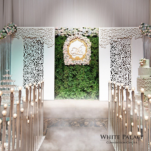5 xu hướng trang trí không gian tiệc đẳng cấp nhất trong mùa cưới năm nay - Ảnh 13.